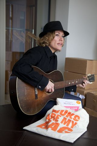 Cerys Matthews Thurs c. Juliana Johnston