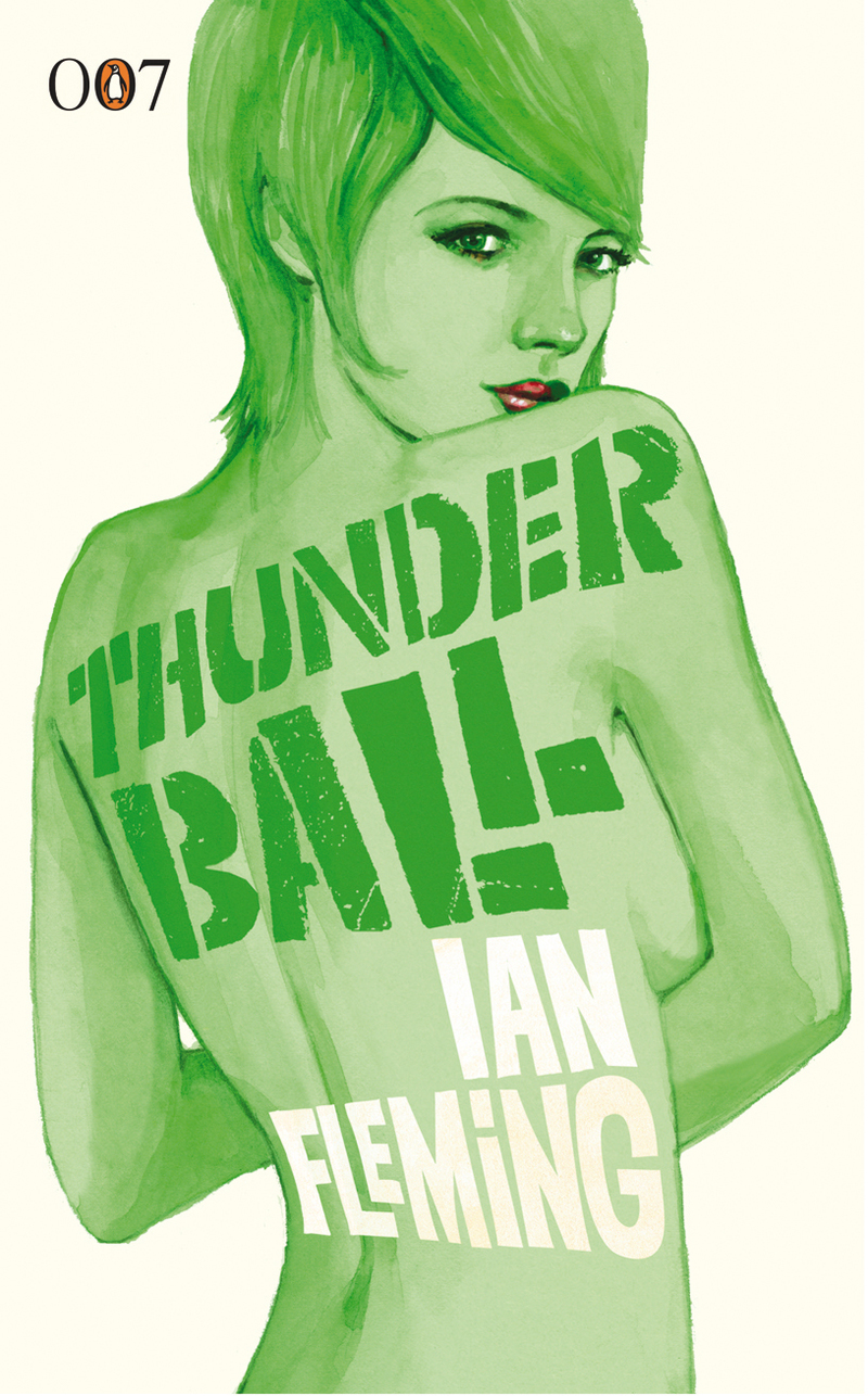 James Bond 007 Illustrations Inspiration